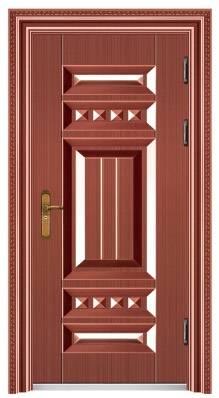 锌合金卧室门5037