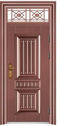 锌合金入户门