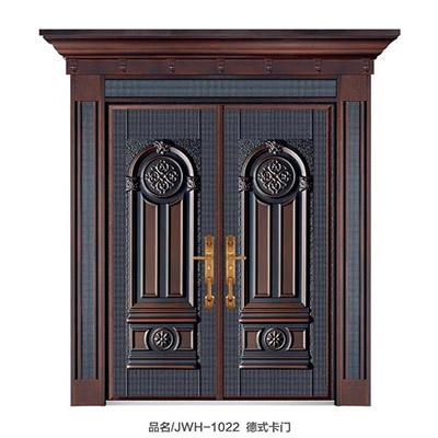别墅大门用什么样的材质性价比较好