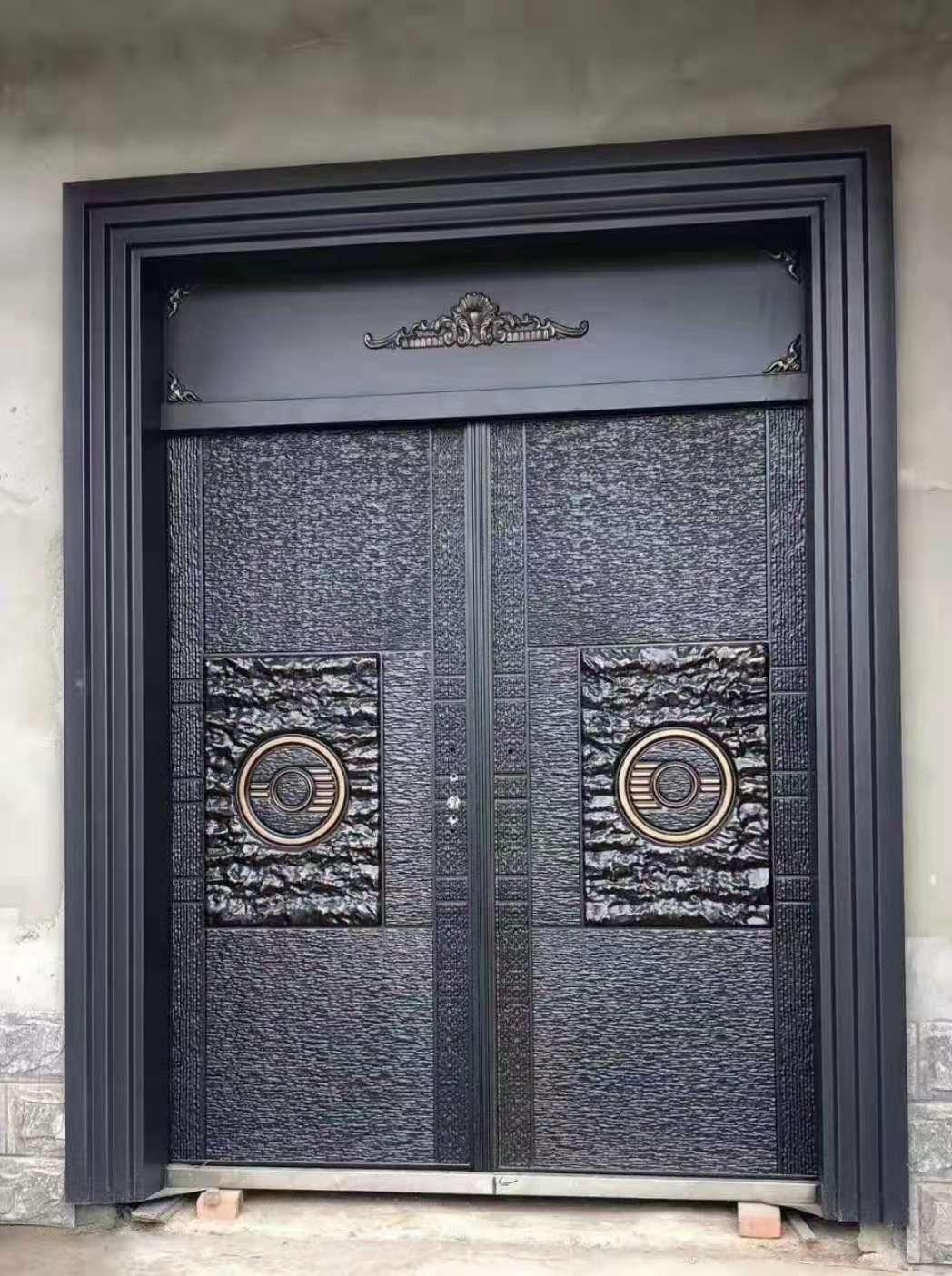 德式铸铝门