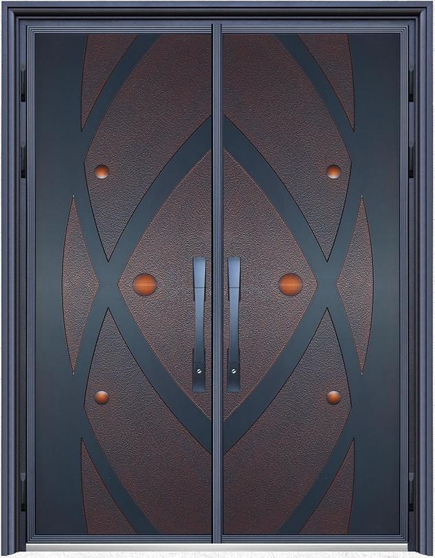 法式铸铝门