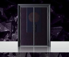 轻奢铸铝门